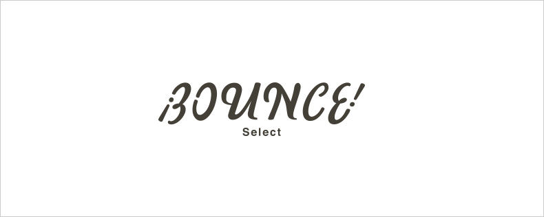 BOUNCE! original