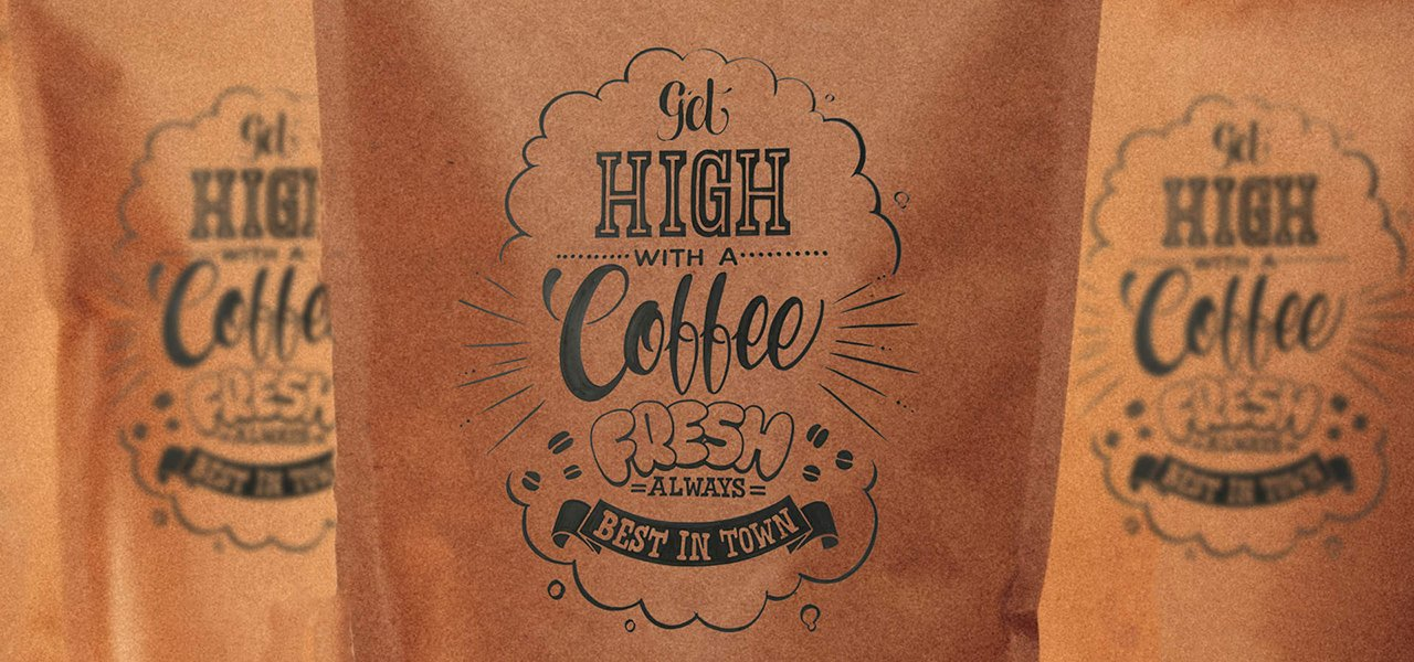 Get High With A Coffee