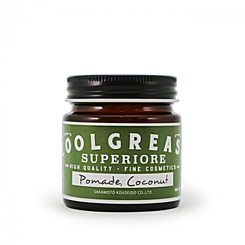 POMADE COCONUT mini/COOL GREASE SUPERIORE(ポマード)