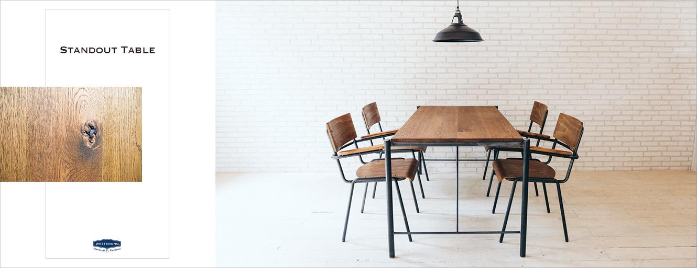 Iron Pipe table Set