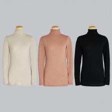 【2020 AW NEW】Inner Stand Neck PO