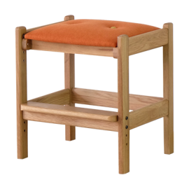 ISSEIKI KIDS LEPTON STOOL 44 (WO-NA+OR)