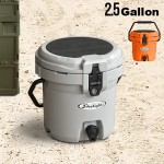 アイスバケット 2.5 gallon [9.34L] Deelight Ice Bucket