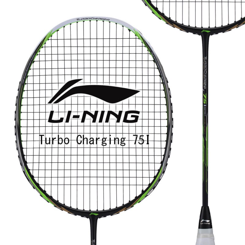 LI-NING Turbo Charging 75I(TC75I) AEROTEC BEAM AYPM396-1 バドミントンラケット リーニン
